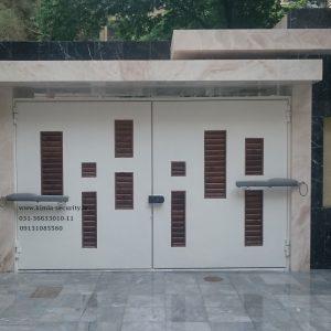 درب کنترلی بازوئی اصفهان